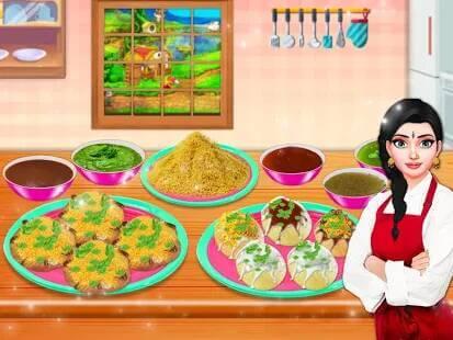 Panipuri Maker - Indian Street Food